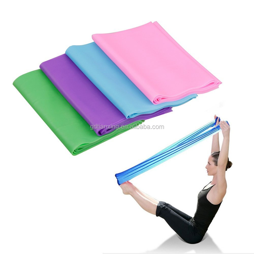 Popular Fitness lifestyle Resistance bands Yoga Exercise
