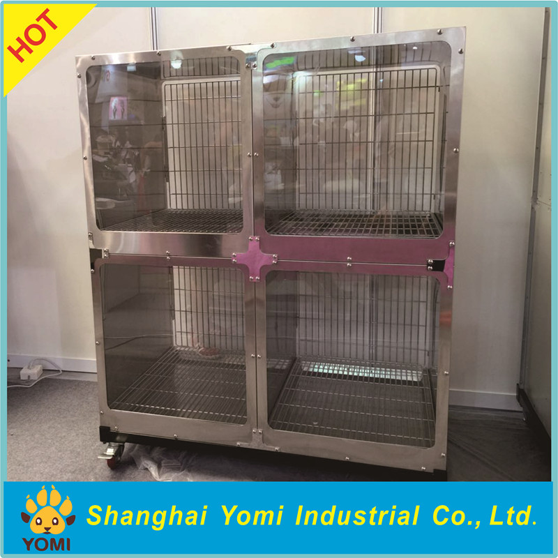 China cheapest stainless steel stainless steel dog kennels