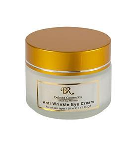 Anti Wrinkle Eye Cream with Macadamia Oil and Dead Sea minerals