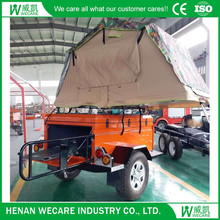 Attractive new design widely used camping travel trailer