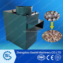 Plant price Garlic Separatng machine/Garlic processing machine for sale