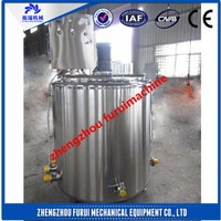 Buy Milk storage tank 3000L/Day for dairy processing line factory ...