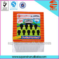 self sealing hat plastic bag