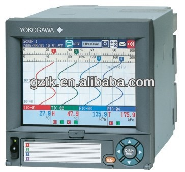 Yokogawa Paperless Recorder DX1006-3-4-2/USB1