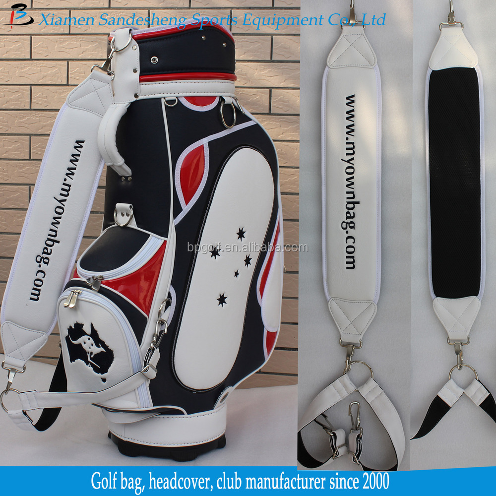 Staff Golf Bag Shoulder Strap
