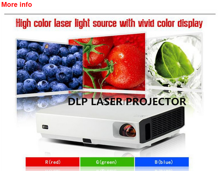 laser led dlp projector 1080p