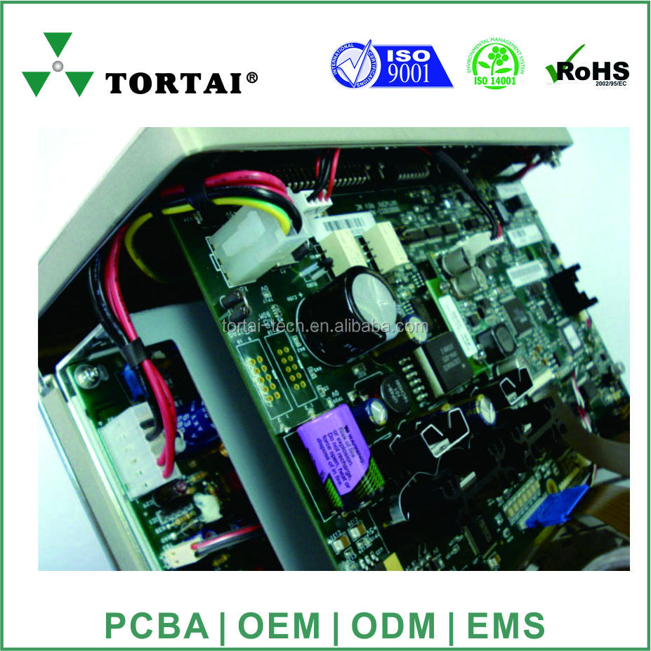 One-stop PCB and PCBA Service Provider
