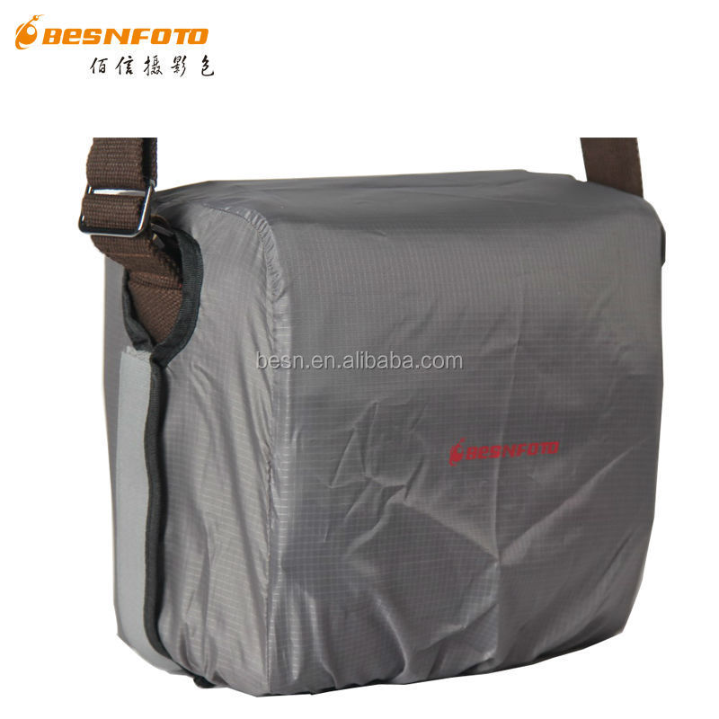 Besnfoto BFD-2013 waterproof bag for digital camera with rain cover