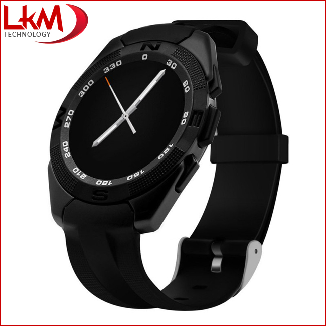 2018 New Arrival Android Smart Watch GPS Watch Phone Android Wifi Smartwatch