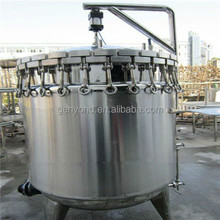High quality small scale milk processing machine for industrial