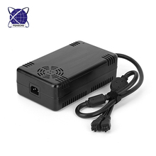 Customized 12v 29a power supply 250w with PCIE-6 dc connector optional