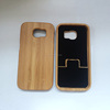for samsung s6 case natural bamboo wood