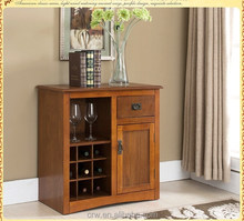S-1867 Bowl Cupboard Modern Dining Room Cabinets Solid Wood Wine Cabinets