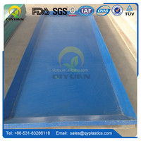 Good chemical resistant polyethylene plastic sheet