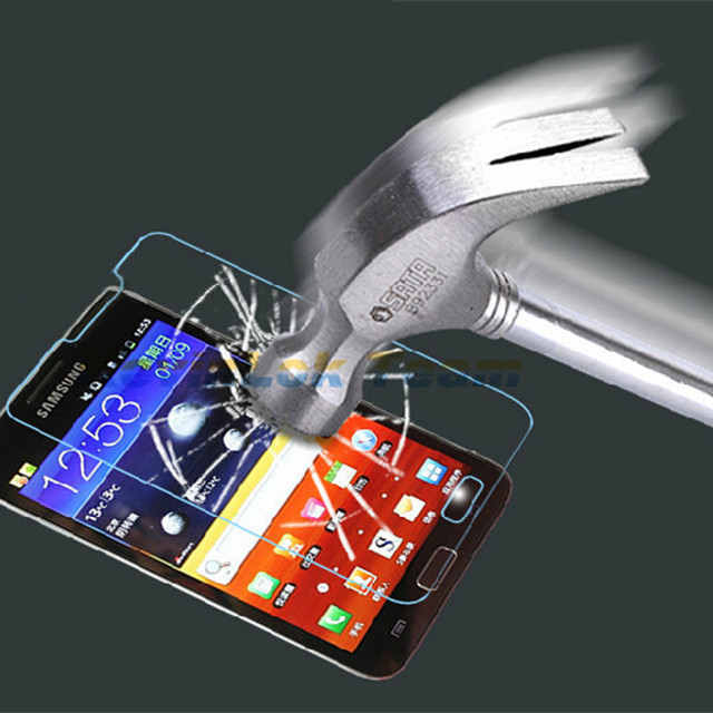 Explosion-proof Anti-water Hot sale Tempered Glass Film Protector for Samsung GALAXY Note/I9220/n7000