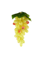 Plastic grapes, fake fruit