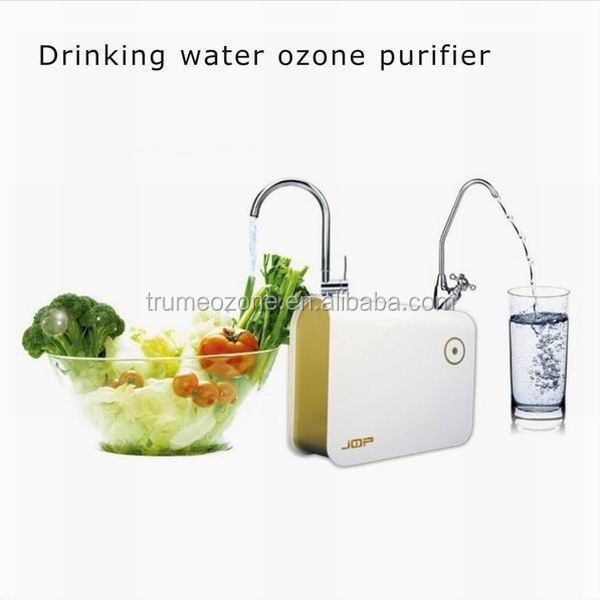 Alkaline ionizer water purifier ozone machine