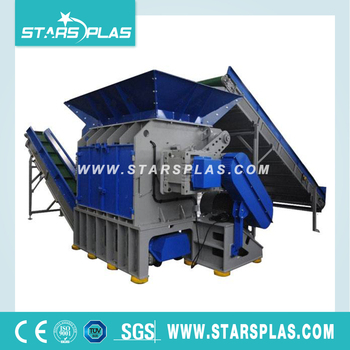 New Tire Recycling Line