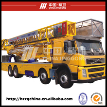 High-altitude operating tracked bridge inspection vehicles for sale