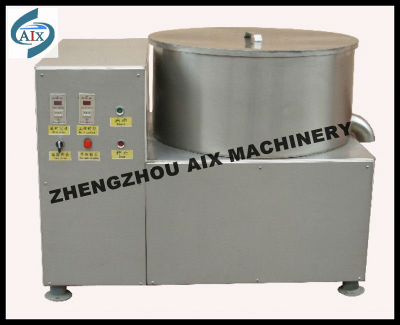 the fried peanut deoil machine.take off oil machine