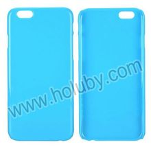 Newest Pure Candy Color PC Hard Case for iPhone 6 Plus 5.5 Inch
