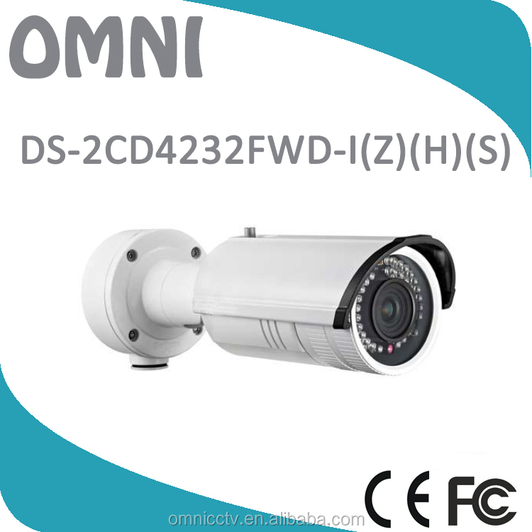 Best Price DS-2CD4232FWD-I(Z)(H)(S) 3MP WDR IR Bullet IP Camera