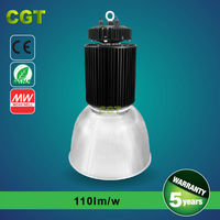 LED HIGH BAY, LED MINING LIGHT 200W, OFFER SAMPLE WITH 5 YEARS WARRANTY