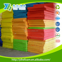 Large size colorful eva foam products 48 x 96 inches
