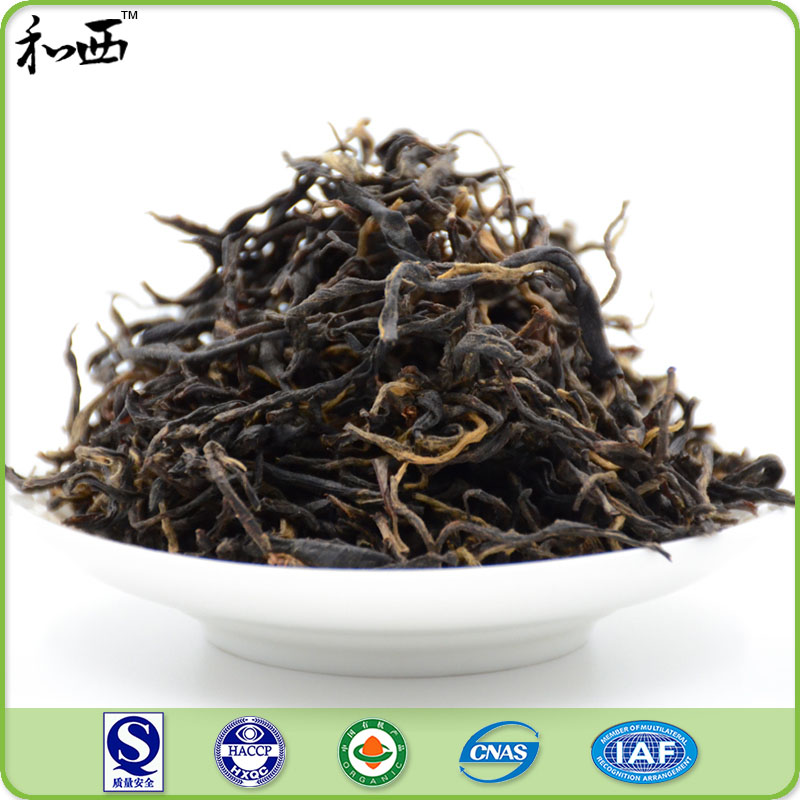 Cheap yunnan aged otd & ctc black tea