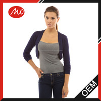 Women's elegant shrug designs, knitted custom cardigans