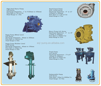 chinese professional sand slurry pumps manufacturer