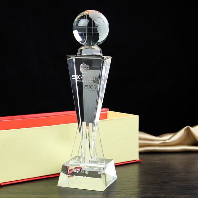 crystal trophies and awards plaque, crystal glass plaque, crystal plaque