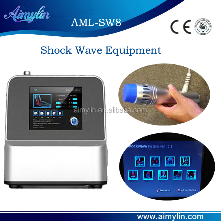 Extracorporeal shock wave therapy equipment pain relief shock wave device
