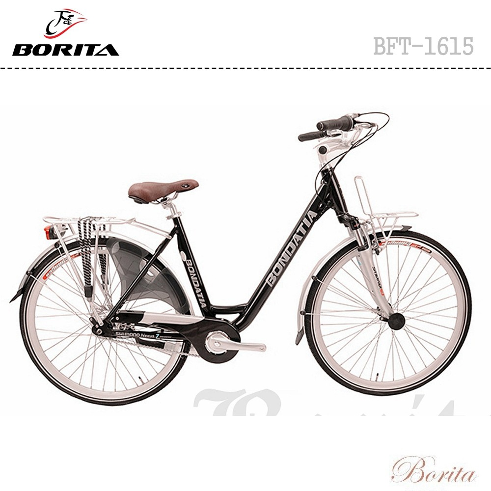 OEM Borita Classic Retro City Bike BFT-1615 Nexus Inner 7 Speed Trekking Bike