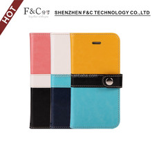 Wallet Flip Case Pouch Cover Fold Stand case for iphone se Premium Leather Wallet Flip Case for iphone SE