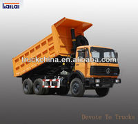 Truck on Hot Sale The Heavy Duty Truck 380HP Engine 6X4 Dump Truck /Tipper 12Tyres