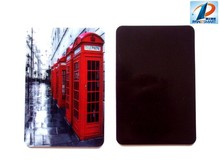 Souvenir Custom Soft PVC 3d fridge magnet