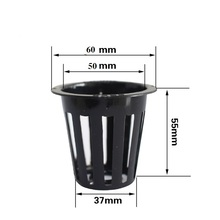 2 inch 2.5 inch 3 inch Hydroponic Net Pots For Hydroponic System Growing