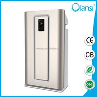 High quality commercial air cleaner,DC motor nano air purifier,portable P.M2.5 HEPA home air purifier for United States market