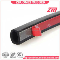 car door weather adhesion seal strip, 3M seal gasket