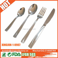 Mirror Polish Bulk Stainless Steel Flatware