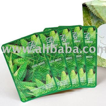 Dainty Design Anti-Wrinkle Aloe Paper mask