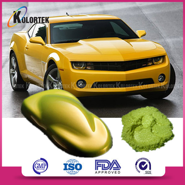 Hot sale car paint pearl pigment, candy colors powder for painting car