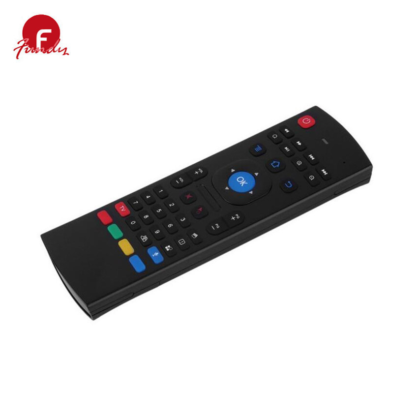2.4GHz MX3 Wireless Keyboard Universal Remote Control with Air Mouse