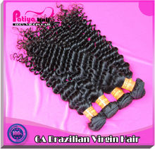 Celebrity hair products,noble and fashion wholesale unprocessed brazilian tight curly hair accept paypal.