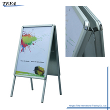 A Board Pavement Sign Poster Display Stand Advertising