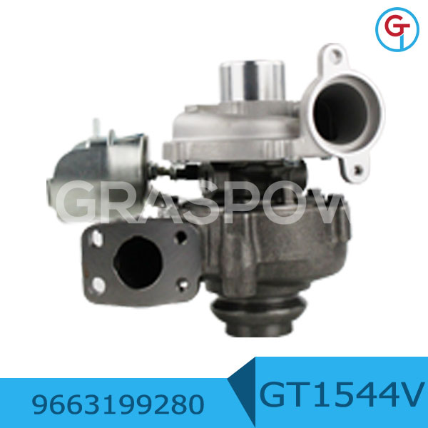 GT1544V <strong>Turbo</strong> For Peugeot 206 207 307 407 DV6TED4 Euro 4 Engine <strong>Turbo</strong> 750030-0001