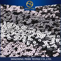 Textile supplier fabric bronze sequin embroidery fabric, hand stone embroidery fabric, soft tulle embroidered fabric