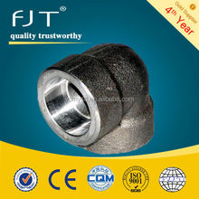 Forged pipe fittings 304 stainless steel mandrel elbow bend
