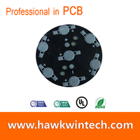 PWB Custom LED PCB Board Assembly